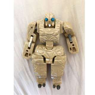 RETRO TOY Rock Lords vintage Bandai Tonka 1985 PULVER-EYES Gobot