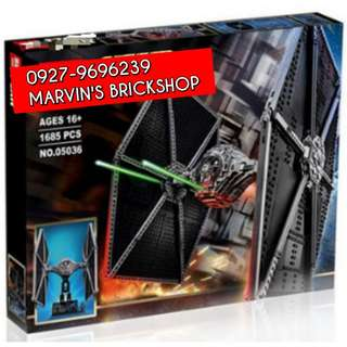For Sale Star Wars Tie Fighter UCS Version
