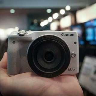 Credit Camera Mirorles M3 Camera Vlogger masa kini (nikon,lensa,lumix)