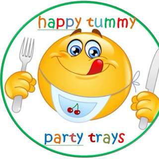 Happy Tummy Party Trays