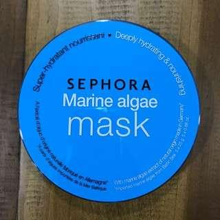 Sephora Marine Algae Mask