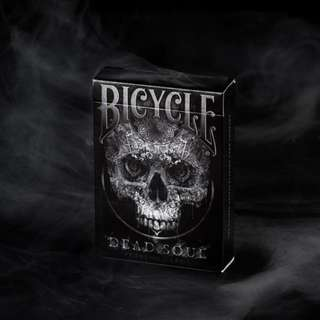 Bicycle Dead Soul Poker Cards