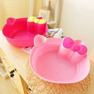 Hello Kitty Face Basin