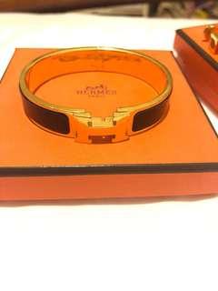 Hermes Clic Clac bangle