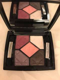 Limited Edition Dior 5 Couleurs Eyeshadow Palette