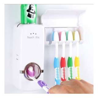 Dispenser odol & Brush Set Dispenser Touch me