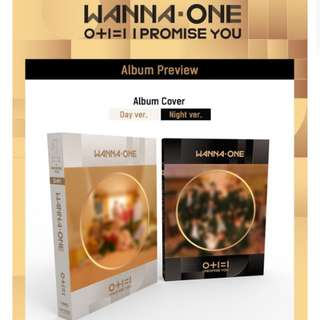 [PO] Wanna One I Promise You