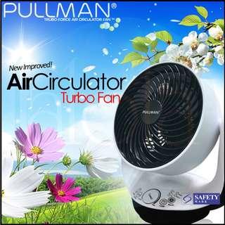 ✔FREE DELIVERY: Pullman Turbo Fan AirCirculator SAFETY MARK Powerful Turbo Fan standing fan cool
