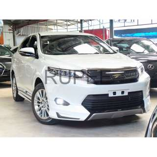 Toyota Harrier 2.0 Premium 2014 Unreg Japan