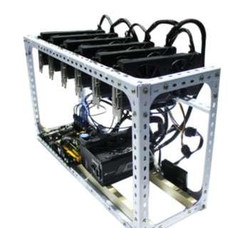 Mining Rig RX470 8G 6GPU