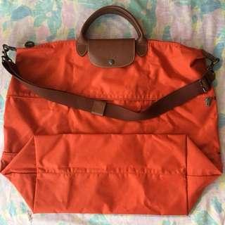 Longchamp - Le Pliage 21-Inch Expandable Travel Bag