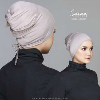 SARAA Snow Cap (Instocks)