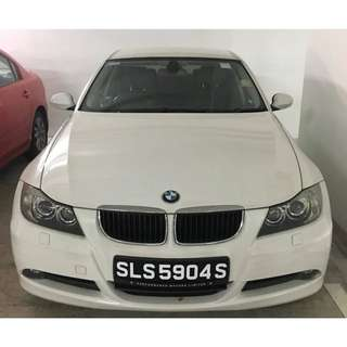 BMW 320i (UBER & GRAB Enabled)