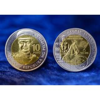 Heneral Antonio Luna Commemorative Coin