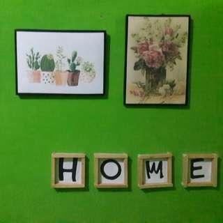 Wall dekor