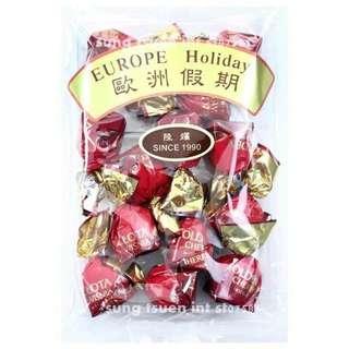 🚚 歐洲假期華麗🍒櫻桃酒巧克力
