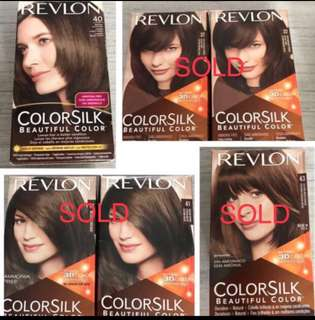 REVLON COLORSILK - Medium Ash Brown