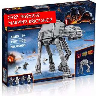 For Sale Star Wars AT-AT Walker Building Blocks Toy