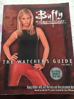 Buffy The Vampire Slayer - The Watchers Guide Vol 2