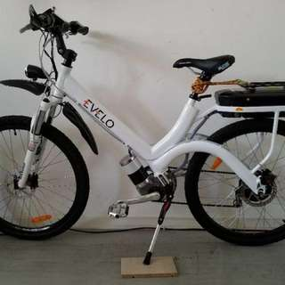 Evelo Aurora Customized Motor bike