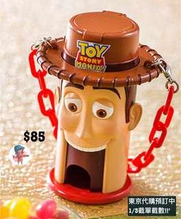 預訂 toystory 胡迪 糖果盒