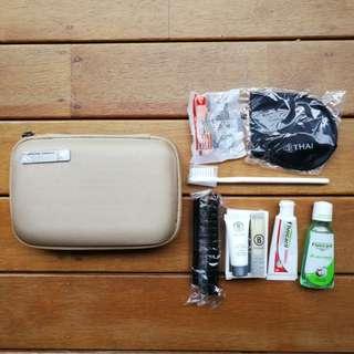 Porsche toiletery kit