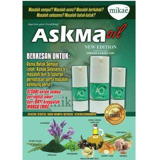 ASKMA OIL