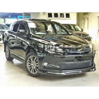 Toyota Harrier Premium Advance 2.0 Japan Spec Unreg 2015