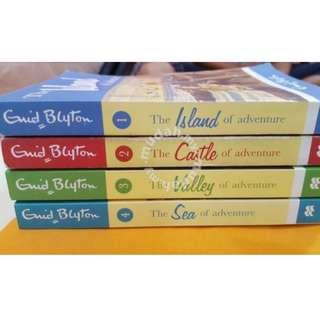 Enid Blyton children's books (4 books)