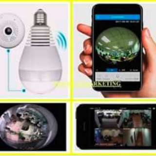 CCTV LIGHT BULB (PANORAMIC CAMERA) ORDER FORM