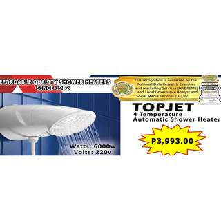 ACQUA TOPJET SHOWER