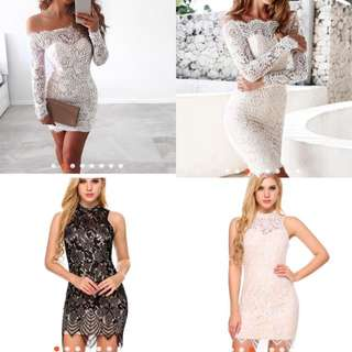 Po | lace cocktail dresses