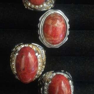 Red coral / marjan
