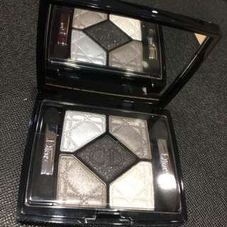 Dior 5 color eyeshadow palette -034