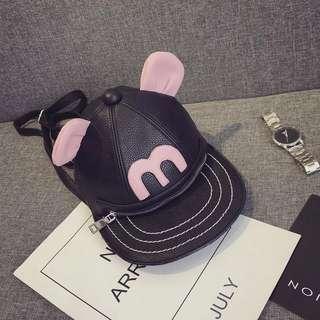 hat backpack