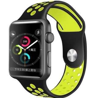 Apple watch運動型表帶 (官方款式)