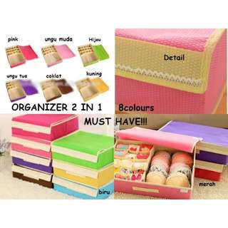 set organizer / storage box