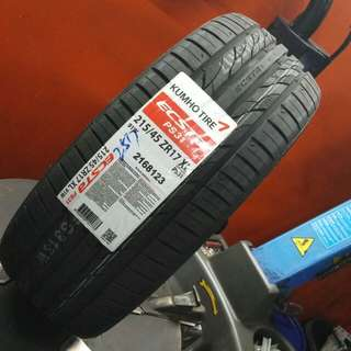 215/45/17 Kumho PS31 Car Tyres