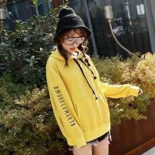 🚚 022306(F)韓國進口  寬鬆長袖t恤純棉