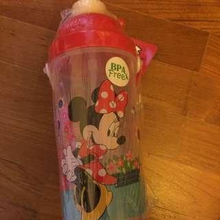 Disney Minnie Water Bottle