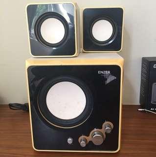 Enzer Speakers