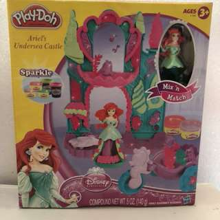 Disney princess ariel playdoh