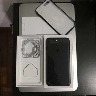 Apple Iphone 7 Plus 32Gb Matte Black MY Set