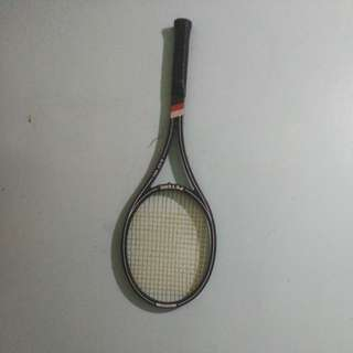 Peter's tennis racket