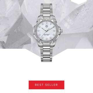 Preloved Tag Heuer 100% authentic diamond watch (Rolex, Panerai, cartier)