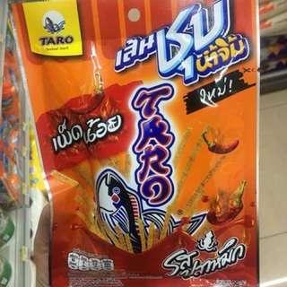 🚚 🌼泰國TARO魷魚絲25g🌼