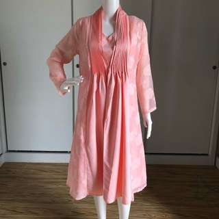 Dress with Outer Brand New