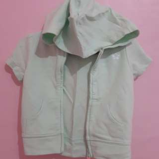 Baby short sleeve Jacket