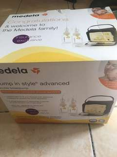 Medela Pump In Style Advanced Double Breastpump