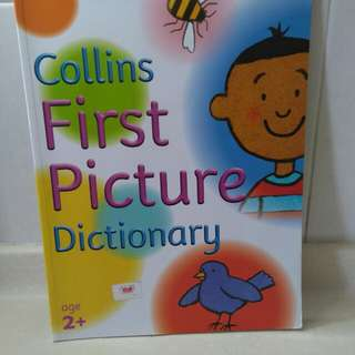 Collins First Picture Dictionary